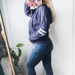 AEO | Blue Ahh-amazingly Soft Pullover Hoodie